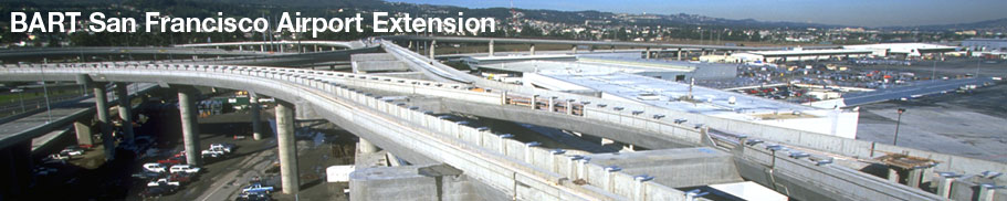BART San Francisco Airport Extension
