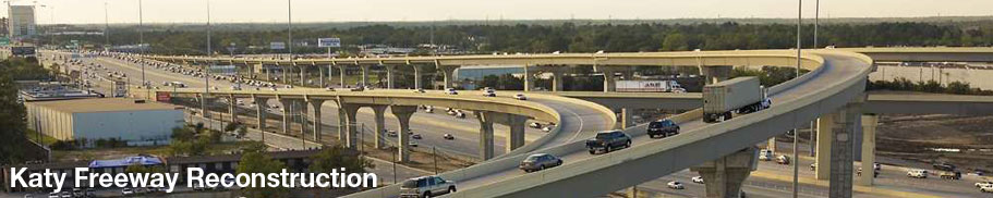 Katy Freeway Reconstruction